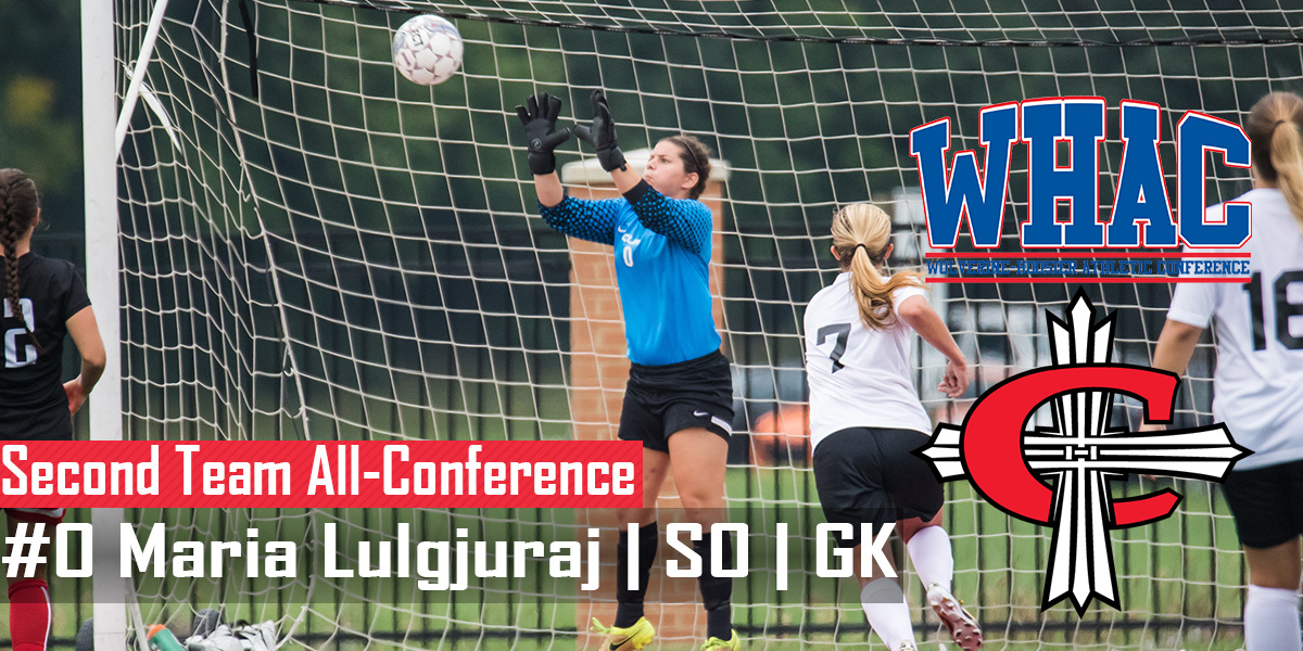 Photo for Cardinals visit Saints for WHAC Quarterfinals; Lulgjuraj earns 2nd team honors