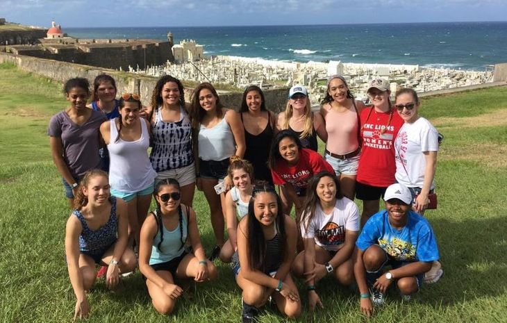 ENC Women's Basketball Puerto Rico Trip Blog #3
