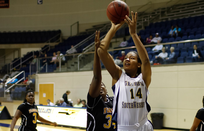Lady Hurricanes Weather Augusta State's Storm
