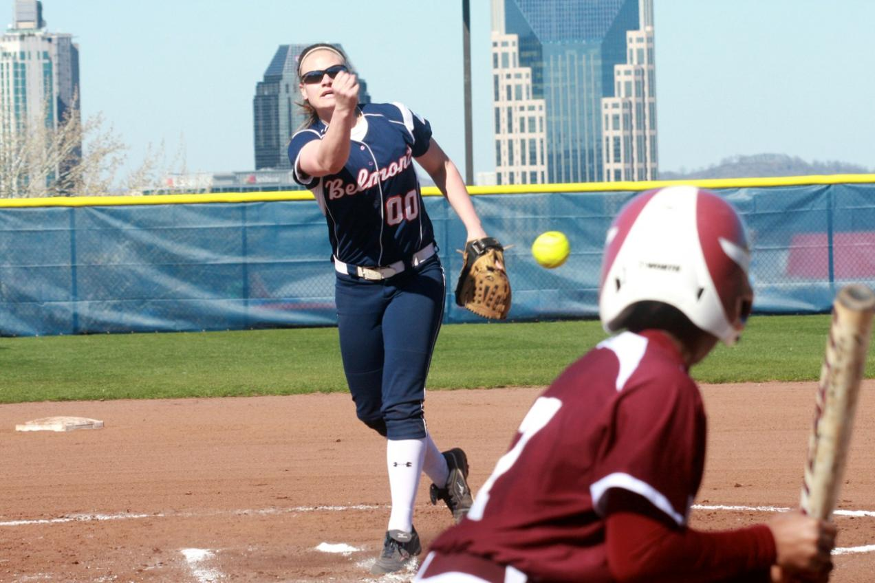 Softball Falls to UT-Martin in Close Contest