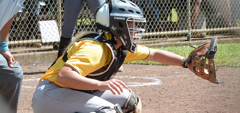 Talia Prignano recorded first career hit and RBI in second game