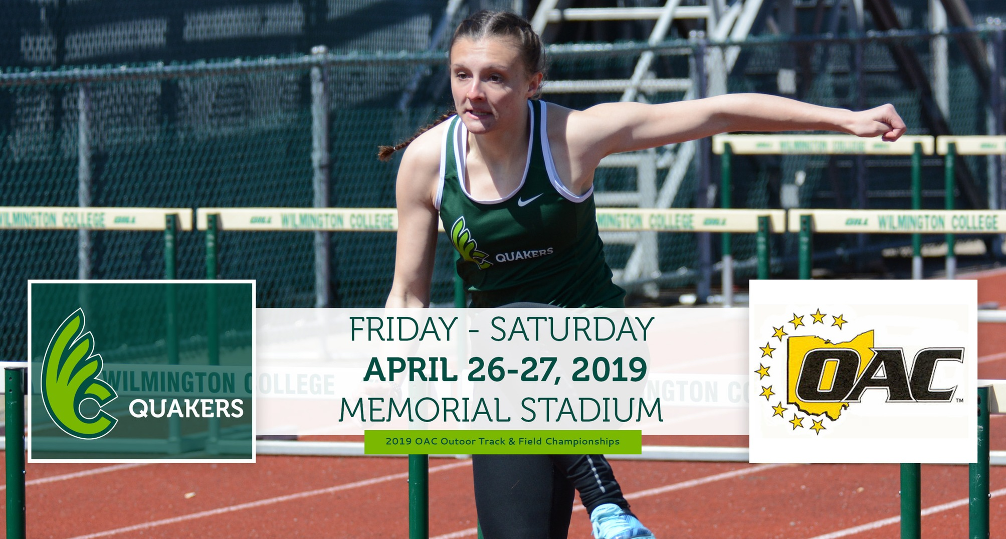 Women's Track & Field Heads to OAC Outdoor Championships This Weekend