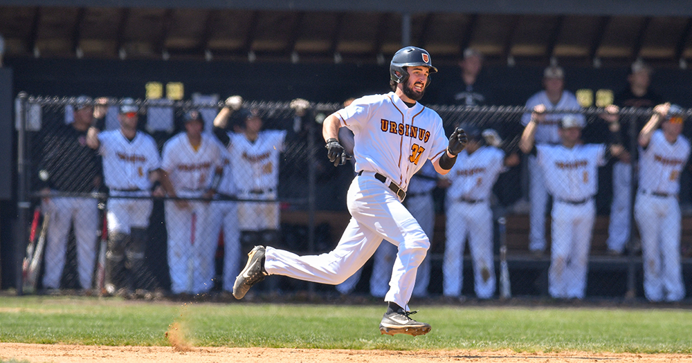 Baseball Slugs Past Hopkins for Historic Sweep