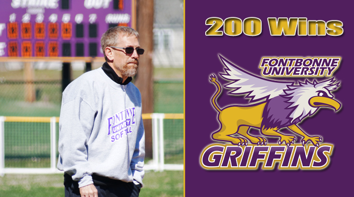 Fontbonne's Rosner Picks Up Career Win 200