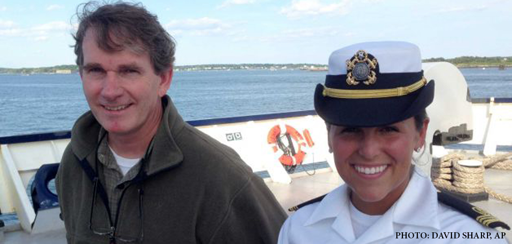 Wells Plays Important Role in Rescue of Sailboat Captain