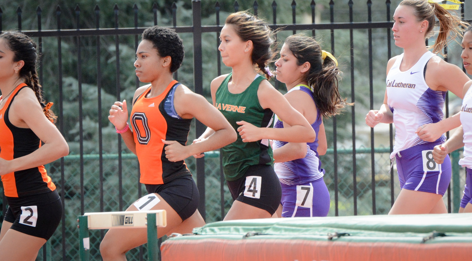 Cerrillos breaks La Verne steeplechase record