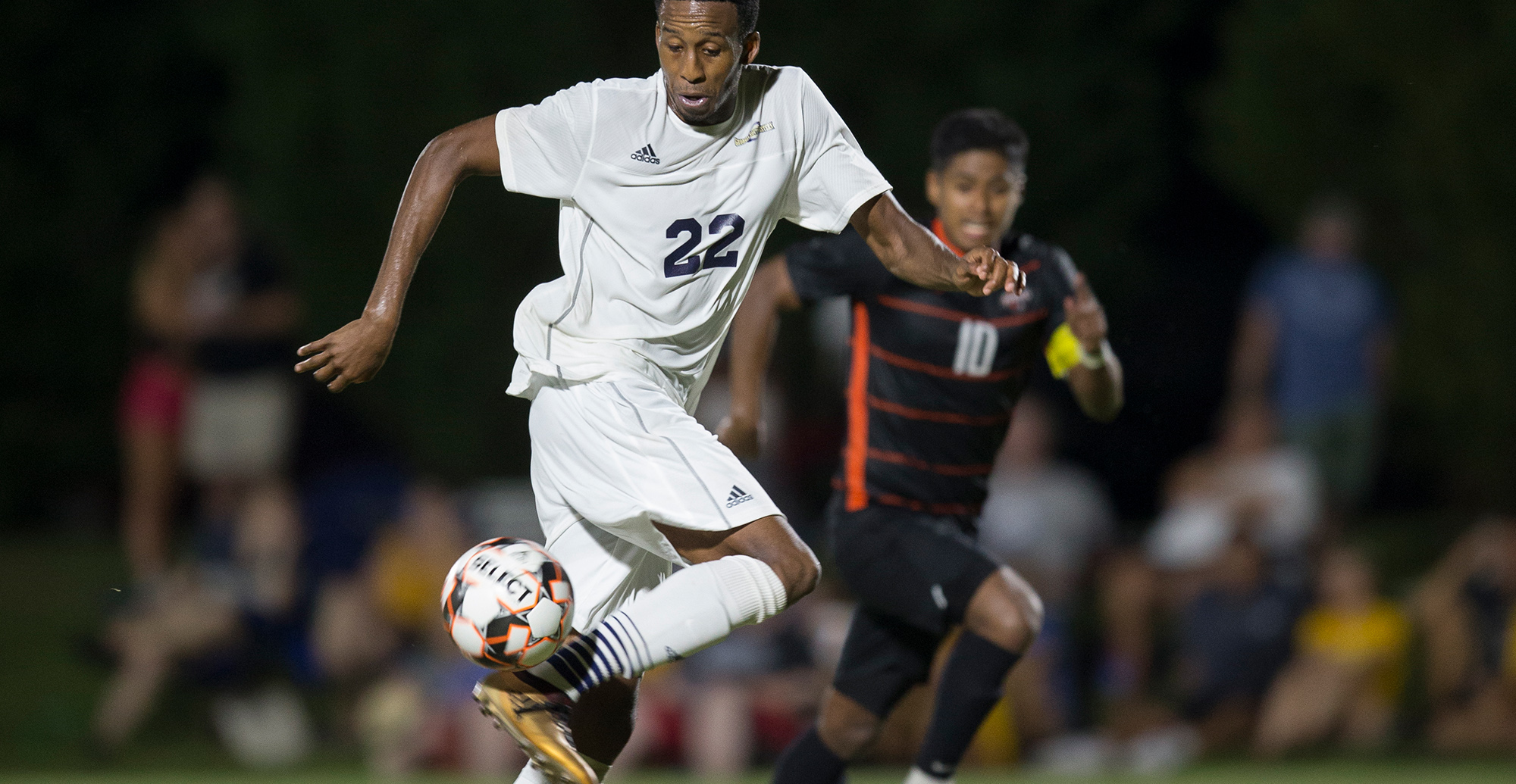 Clayton State Finds Crack in Defense, Defeats GSW 2-0