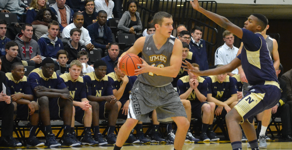 Men's Basketball Struggles on Both Ends in Home Setback to Navy