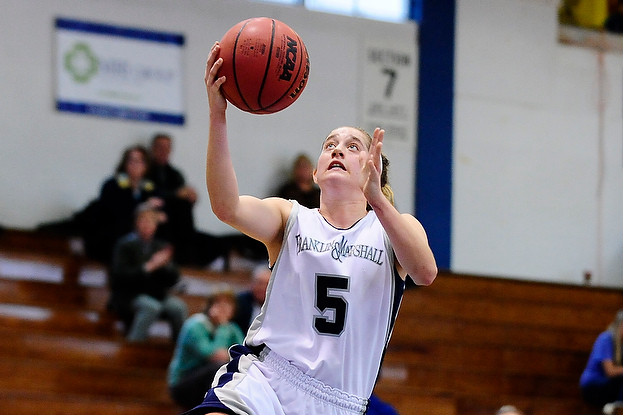 Barbush Paces Diplomats Past Shorewomen