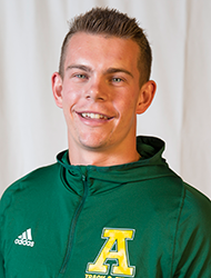 FIRST STAR, Austin Cole, Track and Field