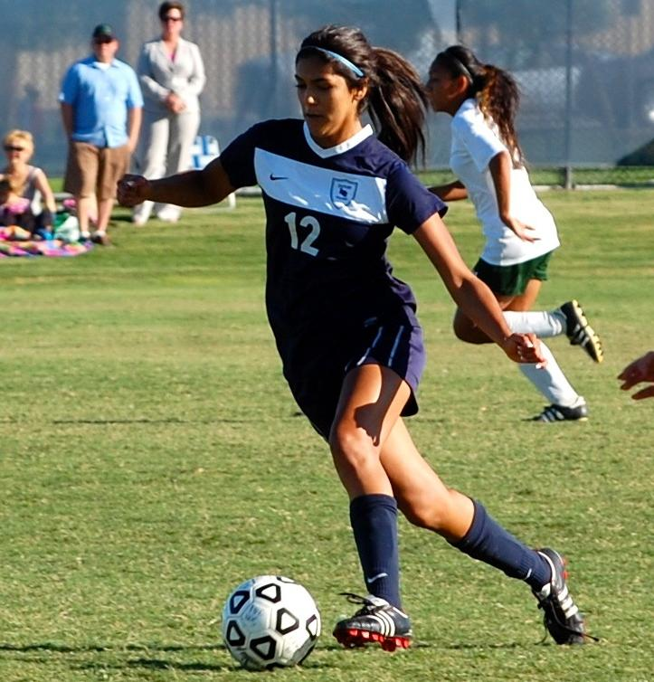 Women's soccer team ties at San Diego City