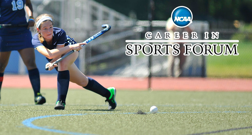 Newsham Selected to Attend NCAA Career in Sports Forum