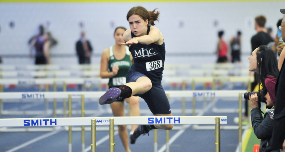 Track & Field Competes at New England Division III Championship