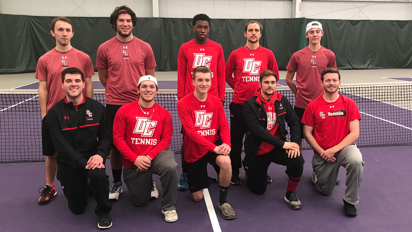 Men's tennis team opens spring schedule with loss to Ohio Northern