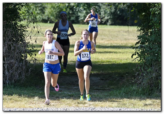 Mount women's cross country team travels to Wilmington College for meet