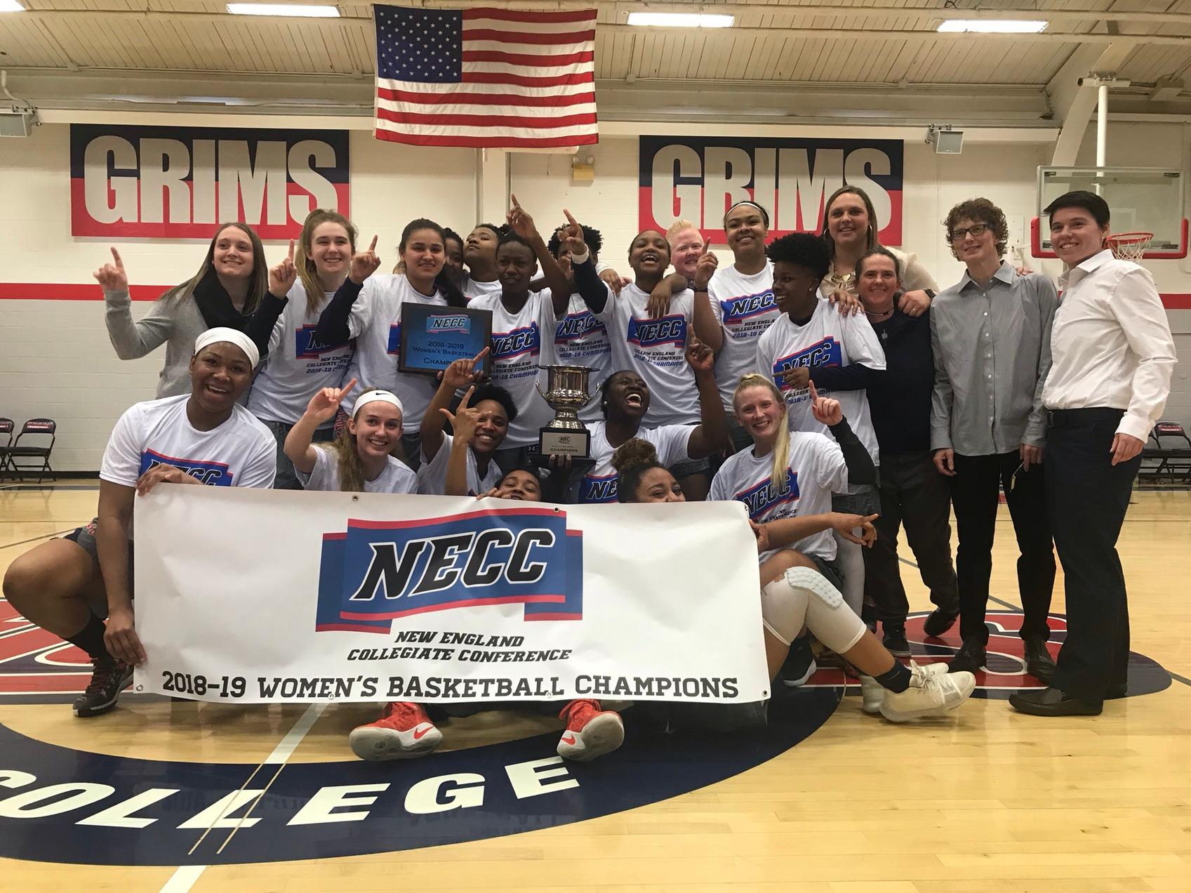 New England College Tops Becker to Capture 2018-19 Women's Basketball Title