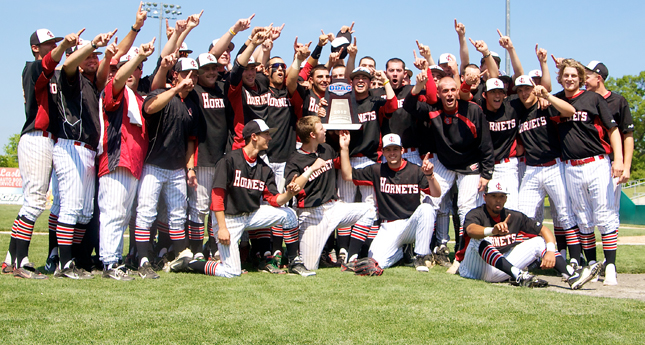 Lynchburg Baseball Wins ODAC Title, Defeats Bridgewater 2-1