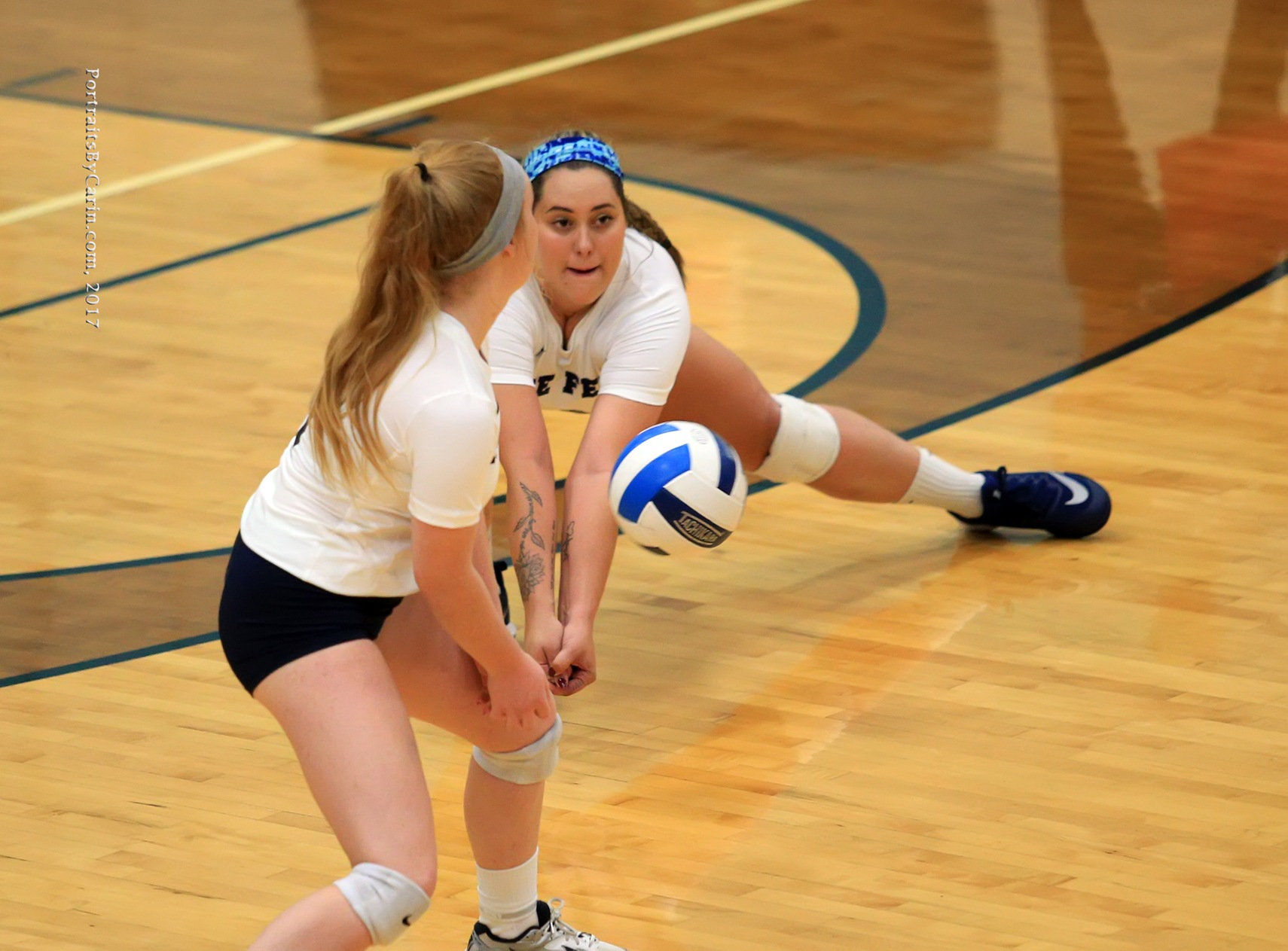 Volleyball Loses to Wake Tech