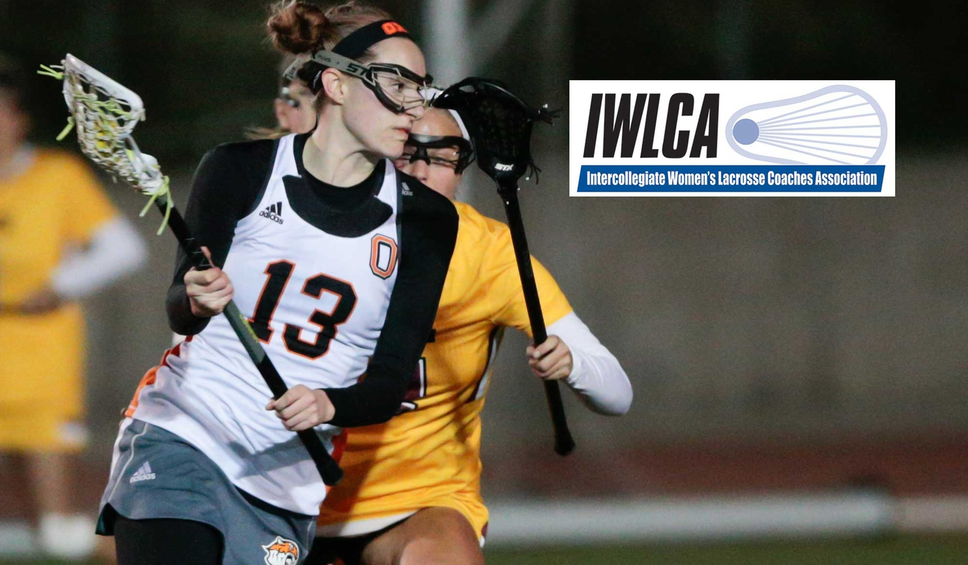 Three Tigers Named IWLCA All-West Region