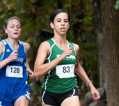 Bonilla, Kohlman Lead Rams at LIU Post Invitational