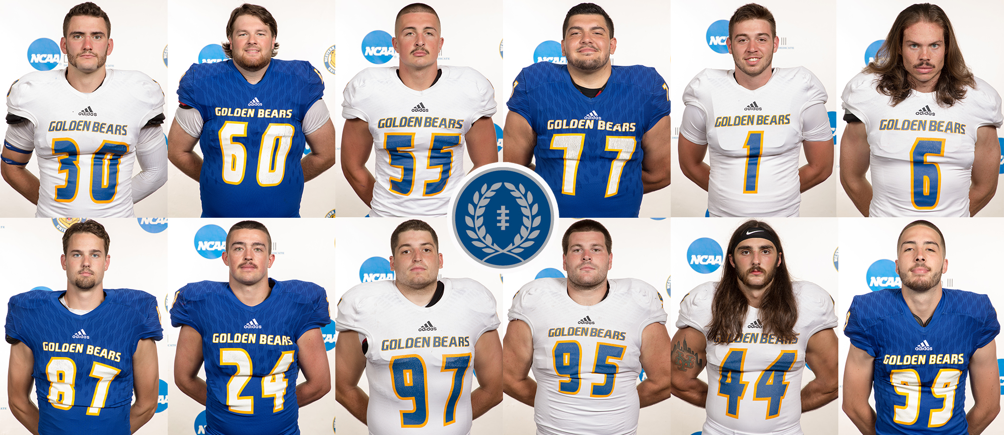 Twelve Golden Bears Earn NFF Hampshire Honor Society Recognition