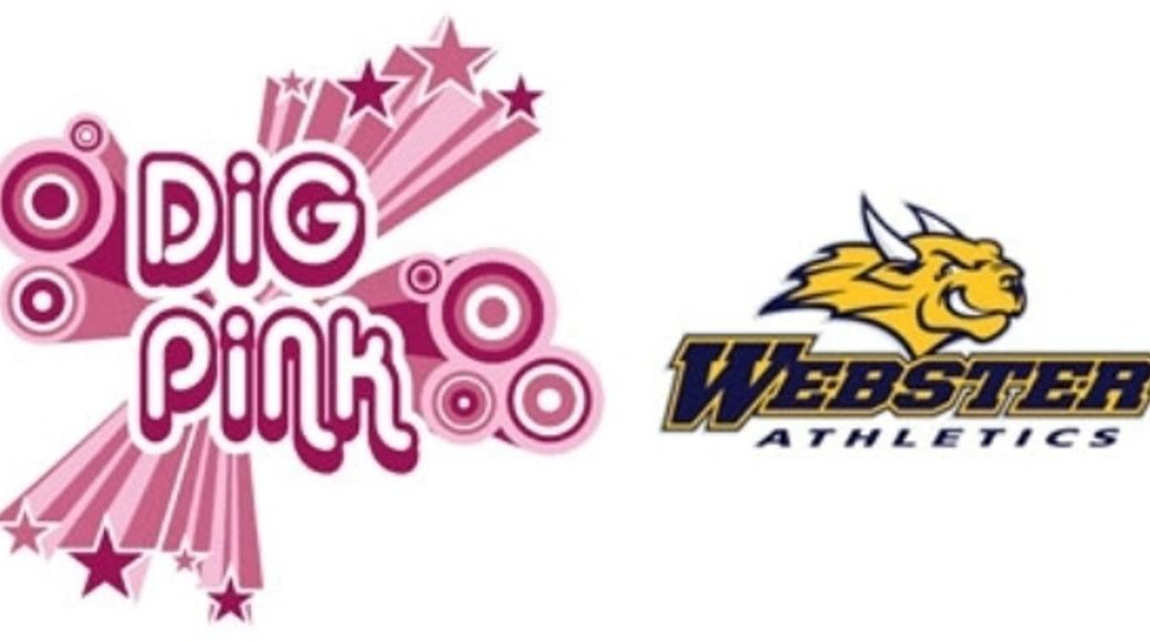 "Webster To Host ""Dig Pink"" Night Oct. 8"
