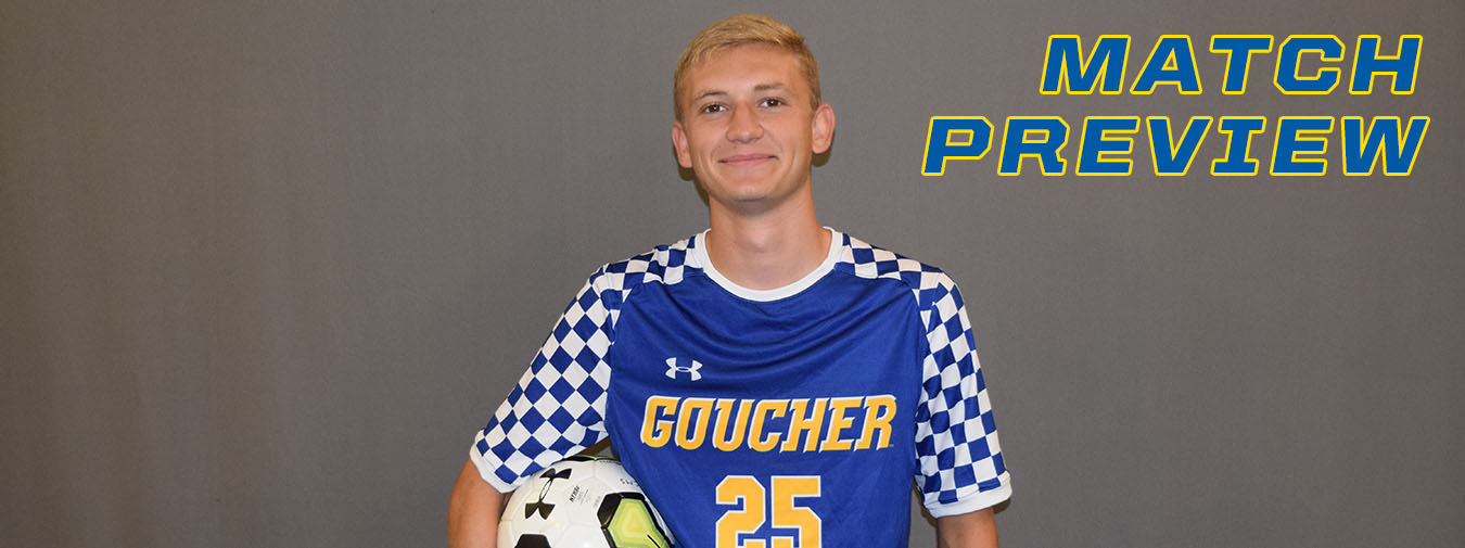 Goucher Men's Soccer Travels To The Nation's Capital To Face Catholic On Wednesday