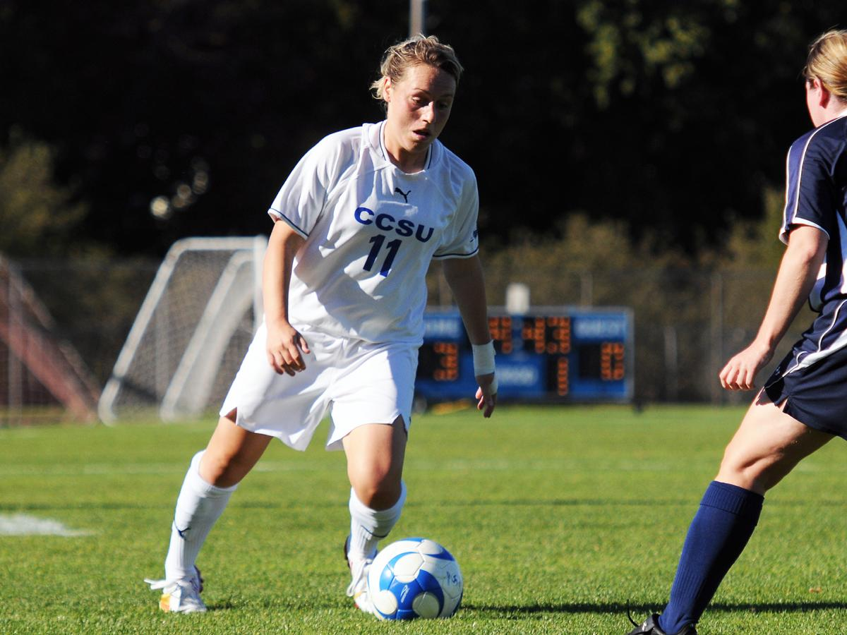 Blue Devils Match Program Record With 10th Shutout; Earn #2 Seed in NEC Tournament