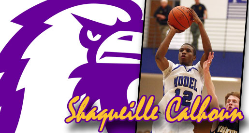 Sharpshooter Shaqueille Calhoun signs with Tennessee Tech