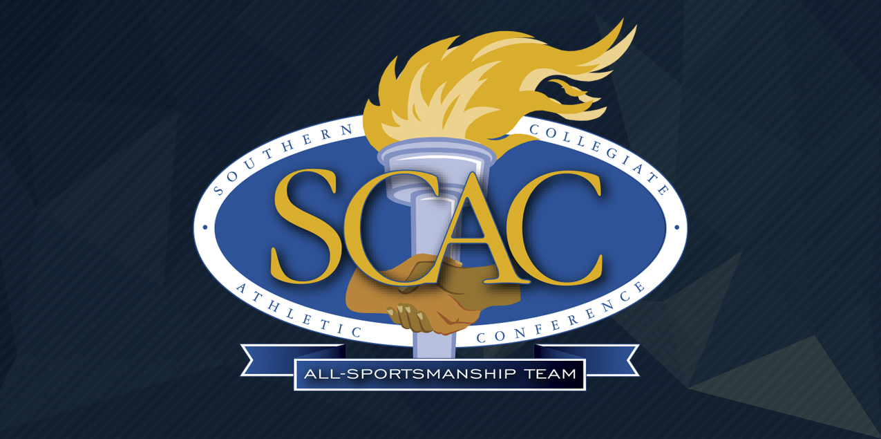 SCAC Announces 2018 Fall All-Sportsmanship Teams