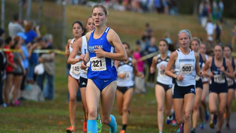 Women's Cross Country Places Ninth at the 14th Annual Mini-Meet