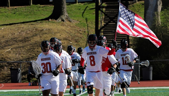 Men's Lacrosse defends home turf vs. Bethany