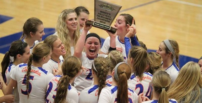 2016-17 Stories of the Year (No. 4): Volleyball serves up magical season