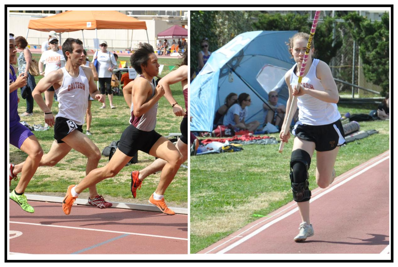 Caltech Competes in Second SCIAC Meet at Occidental