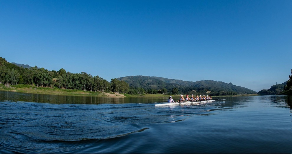 Women's Rowing Has Solid Showing at UC Davis Invite