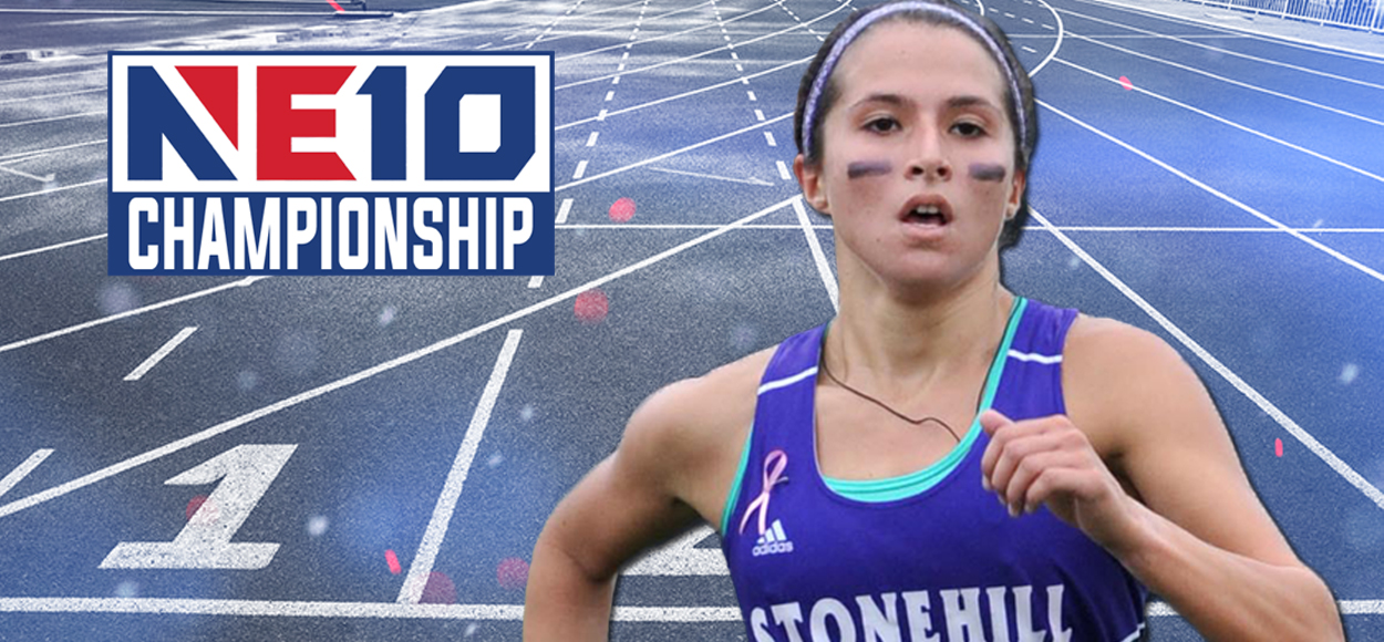 NE10 Prepares for Outdoor Track & Field Championship, Releases Coaches' Polls