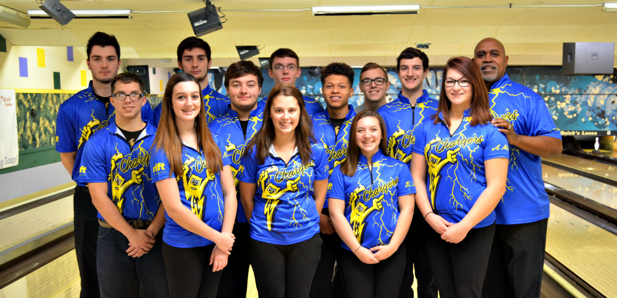 Photo for Men's Bowling Region XII Runner-Up Qualifies for Nationals - Both Teams Qualify Individuals for Nationals