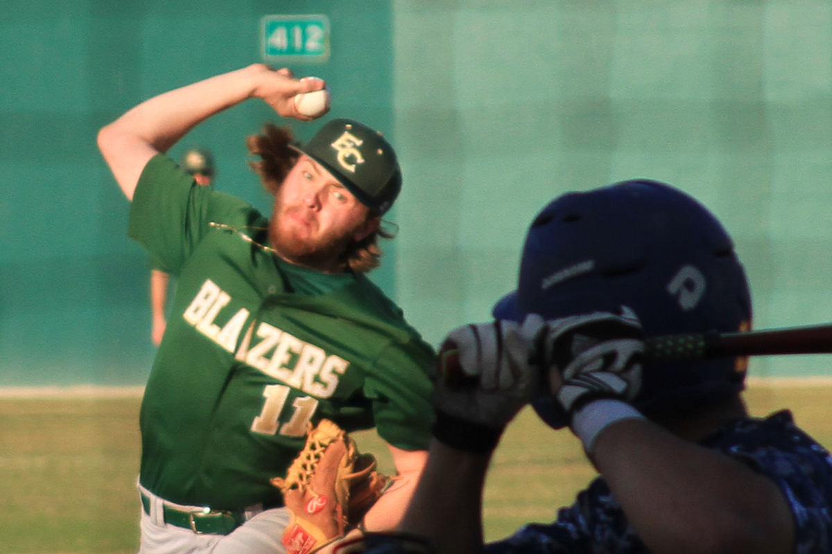 Baseball Losses Both in Doubleheader With Alvernia