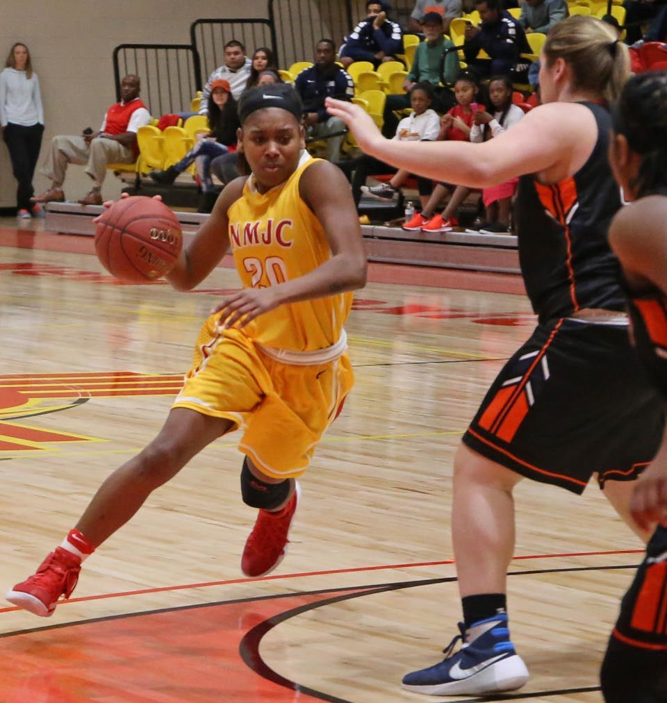 Lady T-Birds get past South Plains
