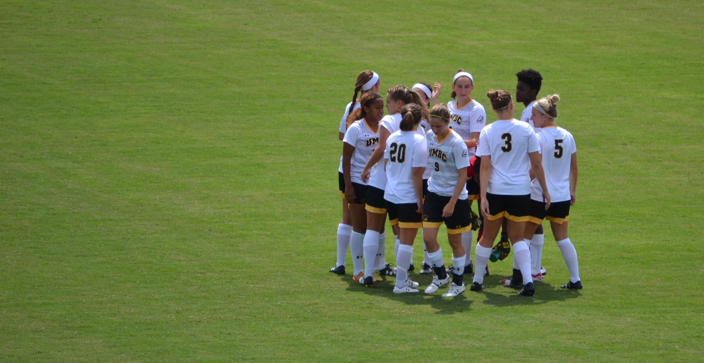 Women's Soccer Opens UMBC Friday Doubleheader Against George Mason