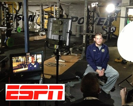 ESPN SportsCenter to feature Gallaudet football this Thursday