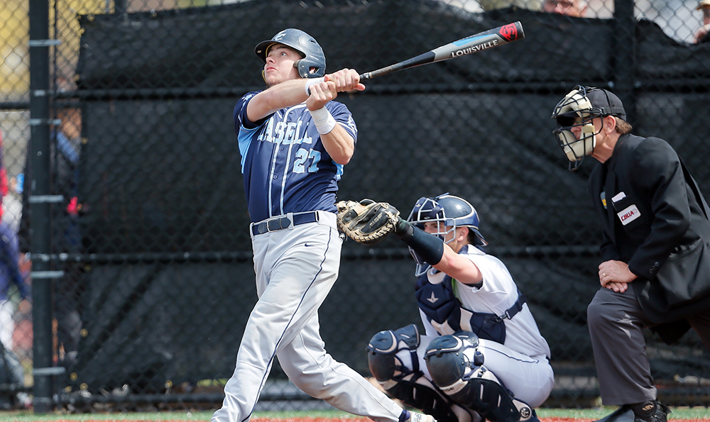 BB: Lasell takes season opener over Fisher as Coach Uberti posts first career win