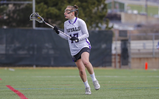 Former Royals star Erin Allen will play in the World Cup Lacrosse Festival in London, England this week.
