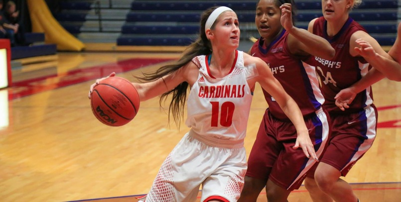 Cardinals Round-out Weekend With 70-53 Win at Walsh