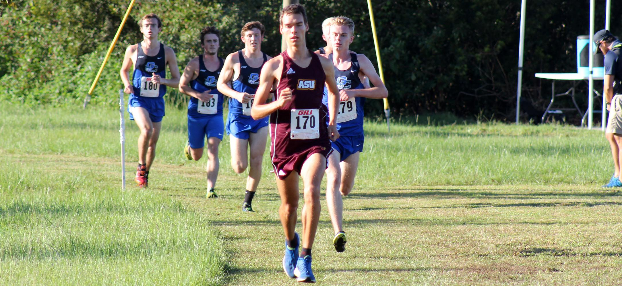 Men's Cross Country Runs Eighth At GC Bobcat Invitational