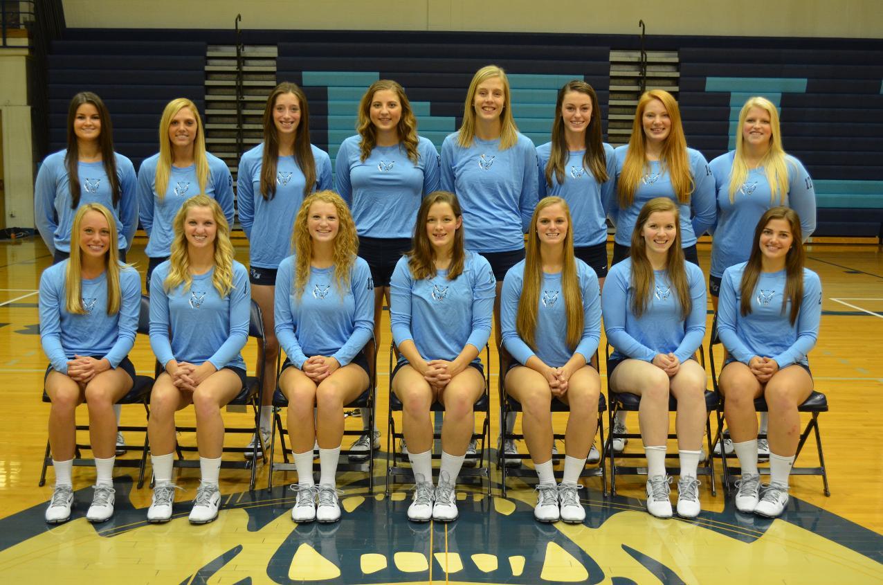 2014 Northwood Volleyball Roster - Northwood University Athletics (Michigan)