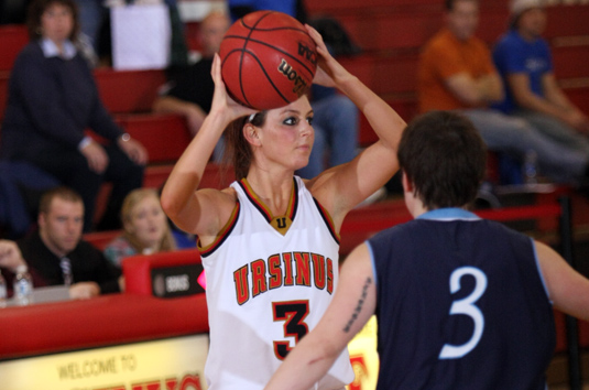 Women's Basketball tripped up by Dickinson, 49-45