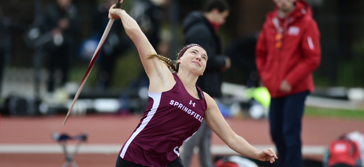 Women's Track and Field Places Second at NEWMAC Championships; Records Best Team Finish Since 2011