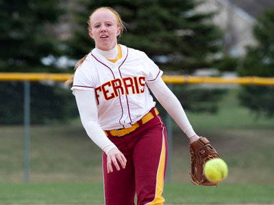 Big Inning Lifts Ferris State To 9-4 Win Over Chargers