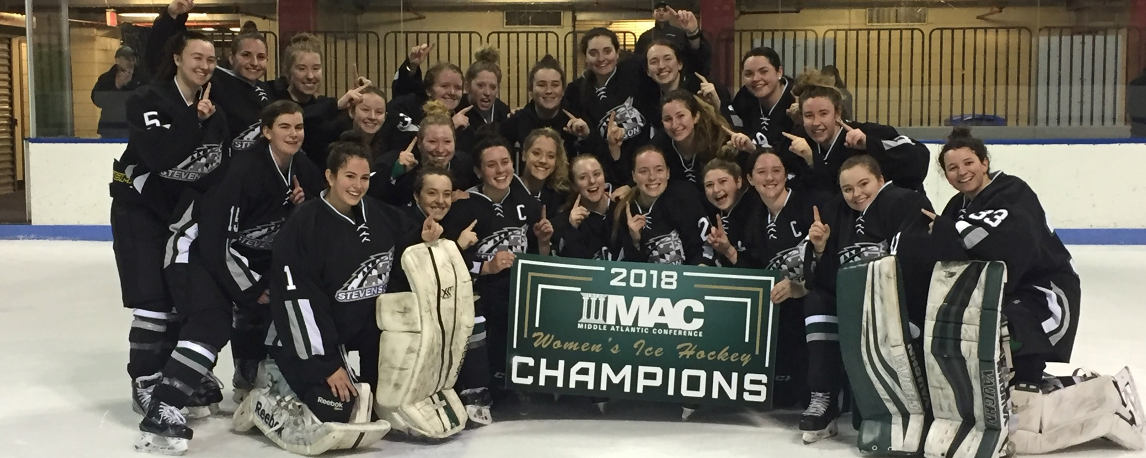 Mustangs Claim MAC Title With 3-1 Victory Over Manhattanville